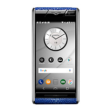 Телефон VERTU ASTER STINGRAY BLUE