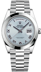 Часы ROLEX DAY-DATE II 41MM PLATINUM
